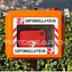 Defibrillatore:Diventa sponsor come in questa Storia Vera.