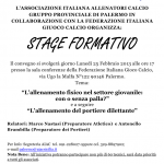 AIAC Stage Formativo.