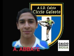 Abbate A. Ciccio Galeoto