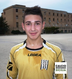 Alessio Giuffrè, Allievi regionali Juvenilia