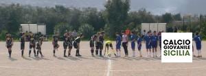 Allievi Regionali Punto Rosa vs Juvenilia.