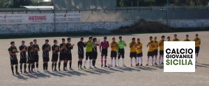 Allievi Regionali TF Parmonval vs Juvenilia