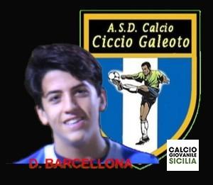 Barcellona D. Ciccio Galeoto .