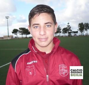 Fabio Cirrone del Città di Trapani.