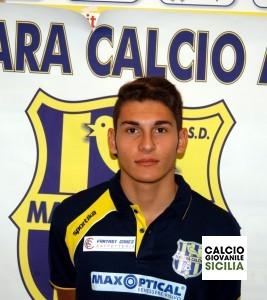 Francesco Ballatore 96 Mazara allievi .