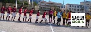 Giovanissimi Regionali Noir vs Città di Trapani