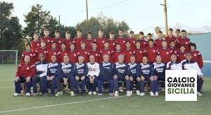 Junior Calcio Acireale staff completo