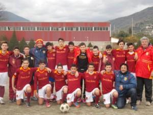 Messina Sud giovanissimi regionali