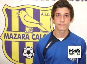 Michele Giacalone attaccante 98.