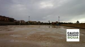 campo di calcio (forse)
