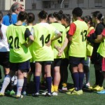 Calcio Femminile Under 15 Rappresentativa Regionale fase finale Chianciano Terme giugno 2013