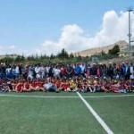 Calcio :Festa di Sport a Castellana Sicula