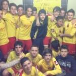 Giovanni Chifari ai Giovanissimi Nazionali del Trapani Calcio
