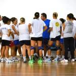 Pallamano Femminile – Scinà Palermo Serie A1 – secondo test.