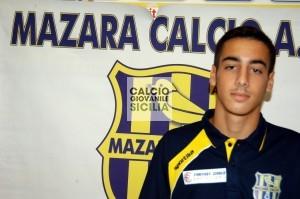 Gianfranco Lentini 97(portiere)mazara allievi web