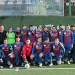 Calcio A5 serie C2 – San Gregorio Papa-Atletico Capaci – cronaca