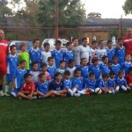 Scuola Calcio Ciccio Galeoto, affiliata F.C. Crotone.