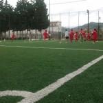 Scuola calcio Panormus;molti ragazzi a squadre di categoria superiore.