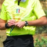 In distinta 22 nominativi – Giudice Sportivo da gara persa 0-3