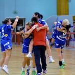Scinà Palermo vince la 2° gara – debutto in A1 cinque Palermitane – Pallamano Femminile