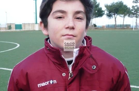Alessio MAGGIO del Città di Trapani