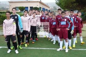 Giov. Regionali Città di Trapani vs Calcio sicilia 0-4 w