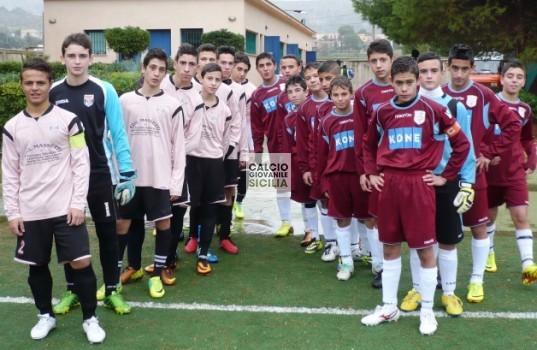 Giov. Regionali Città di Trapani vs Calcio sicilia 0-4 web