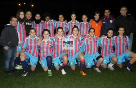 femminile catania calcio .web