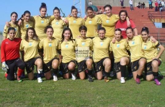 virtus capo d'orlando calcio femminile regionale web