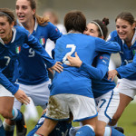 Nazionale Femminile Under 17 – Terzo posto per l'Italia all'Europeo -