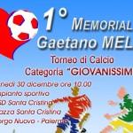 1° Memorial Gaetano Meli – Palermo -