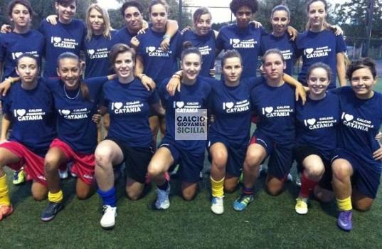 catania calcio femminile serie c regionale web