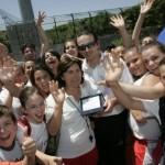 Intervista alla Prof. Silvia Di Dio – prime valutazioni – Scinà Palermo A1 Pallamano Femminile –