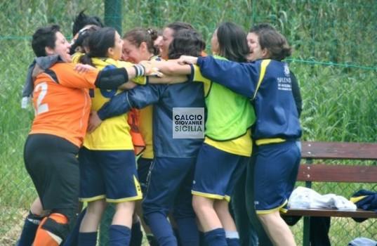 iron team calcio a 5 palermo femminile