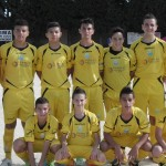 Sportland vs Erg – recupero 11°giornata – Giovanissimi Regionali – cronaca.