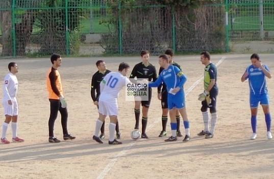 Paceco vs Castellammare 1-1 webweb