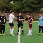 Città di Trapani vs Ludos Alcamo – 18°giornata – Giovanissimi Regionali – cronaca.