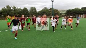 citta di Trapani - Trapani calcio srl 1-1 int