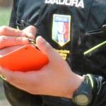 Decisione Giudice Sportivo – Partite del  15-16  marzo 2014 – Campionato Regionale e Fascia B -