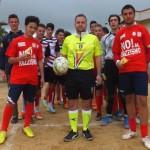 Animosa Corleone dice NO al RAZZISMO!!! – Play-off Campionato Allievi Provinciali  Palermo –
