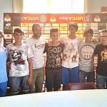 Accademia Sport Trapani: ceduti 6 ragazzi al Trapani Calcio.