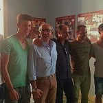 Tommaso Natale: 4 ragazzi in forza al Trapani Calcio.