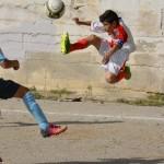 volo + alto della palla