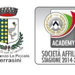 L'Asd Renzo Lo Piccolo Terrasini entra a far parte del Progetto Udinese Academy.