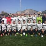 Juvenilia vs Pro Ficarazzi – 7° giornata – Allievi Regionali – cronaca.