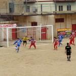 azione sotto porta Serradifalco