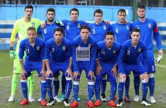 Italy U19 v Georgia U19 - International Friendly