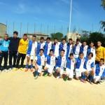 Conca D'oro Monreale – Vincente Girone D Giovanissimi Provinciali Palermo.