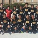 Juvenilia vs Paceco – 5° giornata – Allievi Regionali – cronaca.
