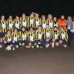 Campionato Femminile Calcio a 11 – 1° Giornata – Domenica 13 Dicembre 2015.
